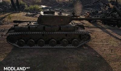 KV-85 Remodel , 2 photo